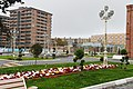 Mirza Shafi Vazeh park in Ganja, Azerbaijan.jpg