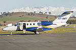 Mitchell Water (VH-WMY) Cessna Citation M2 at Wagga Wagga Airport.jpg