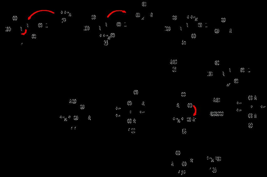 Механизм реакции Мицунобу