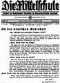 Mittelschule woche des deutschen buches 1936.png