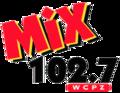 Mix 102.7 WCPZ logo.png