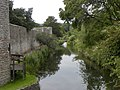 Moat by the Bishop's Palace - geograph.org.uk - 2524880.jpg