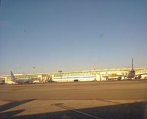 Mohammed V International Airport, March 2014.jpg