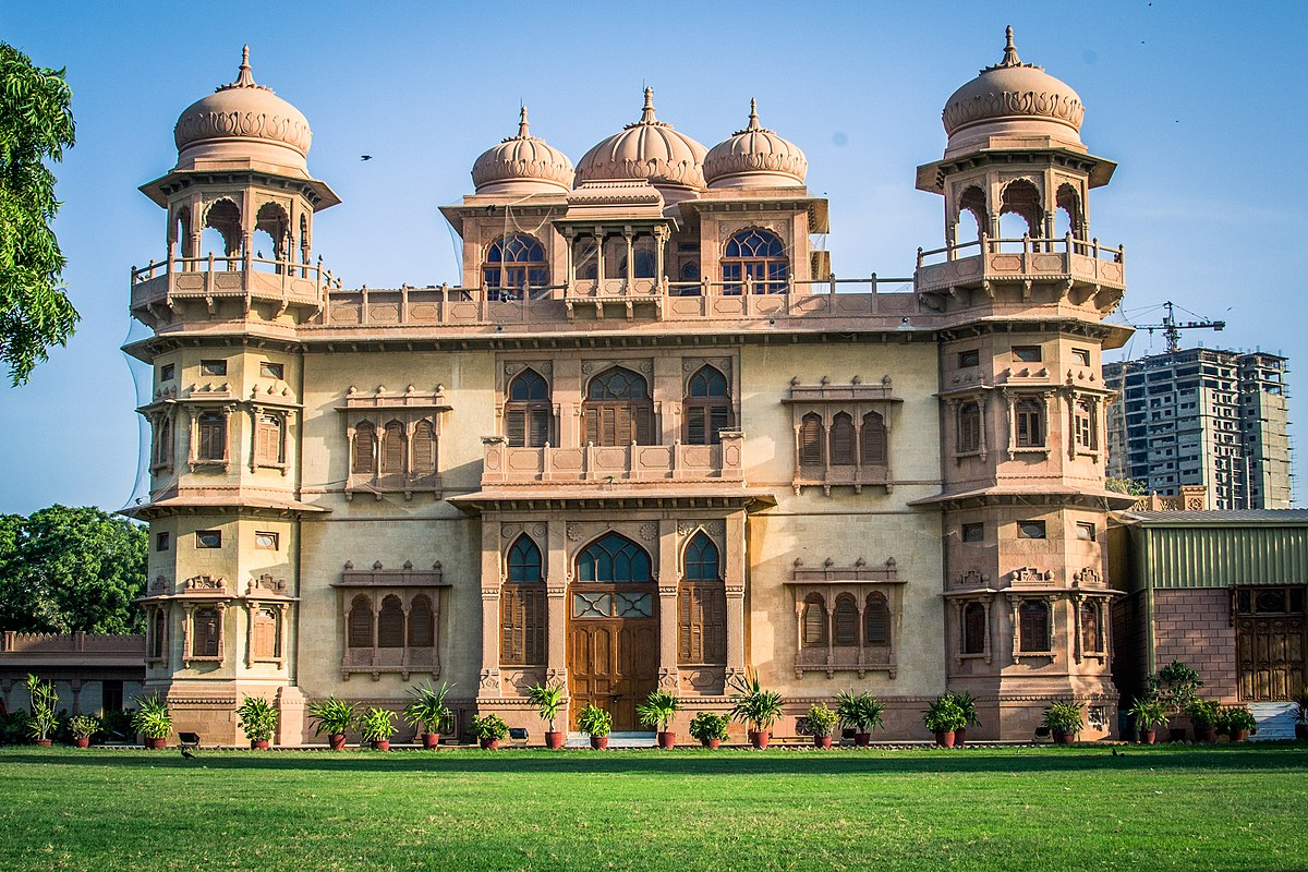Mohatta palace wikipedia for Palatial home designs