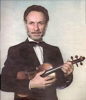 Mojtaba Mirzadeh Iranian violinist