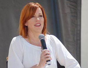 Molly Ringwald - Ringwald in April 2013