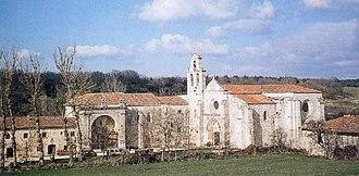 Barrios de Colina - Image: Monastère San Juan Ortega