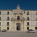 Monasterio de Uclés (Cuenca). Fachada meridional.jpg