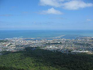 Monbetsu, Hokkaido City in Hokkaido, Japan
