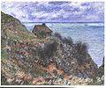 Monet - Hütte des Zollwächters bei Pourville - 1882.jpg