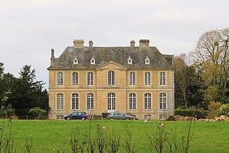 Canton of Aunay-sur-Odon - Castle in Monts-en-Bessin