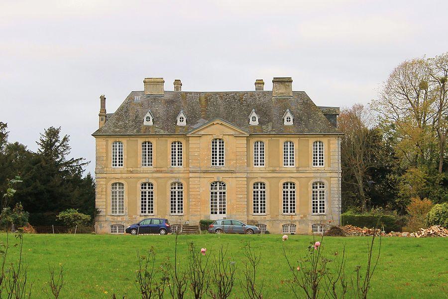 Château de Monts à Monts-en-Bessin (Calvados)