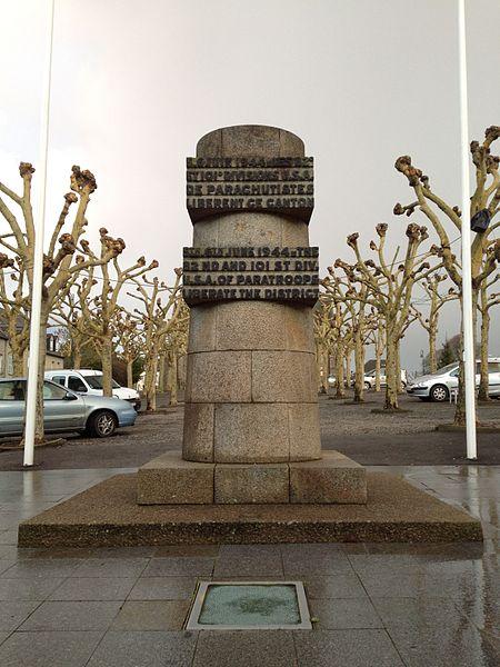 Monument Sainte Mère Eglise