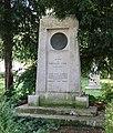 Monument Taine, square d'Ajaccio, Paris 7e.jpg