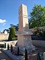 Monument aux morts de Gleizé 1 (mai 2019).jpg