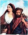 Monvoisin, Raymond - Matrimonio paraguayo -1859 ac p 32x24 MNBAar.jpg
