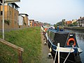 Moorings on the Fossdyke Canal, Lincoln - geograph.org.uk - 291043.jpg