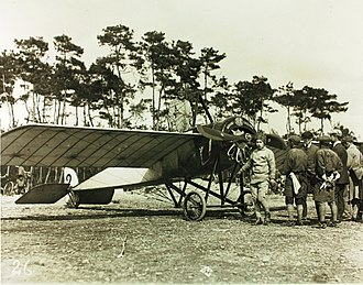Morane-Saulnier G - Image: Morane Saulnier G racer