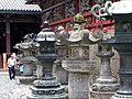 More Stone Lanterns, Tosho-gu - panoramio.jpg