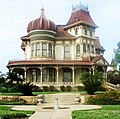 Morey Mansion, Redlands, CA 7-14a (16194045853).jpg