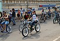 Moscow, Kadashi cyclists May 2010 07.JPG
