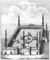 Mosque Mecca James Duncan 1830.png