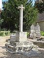 Moussy (95), croix de cimetière.JPG