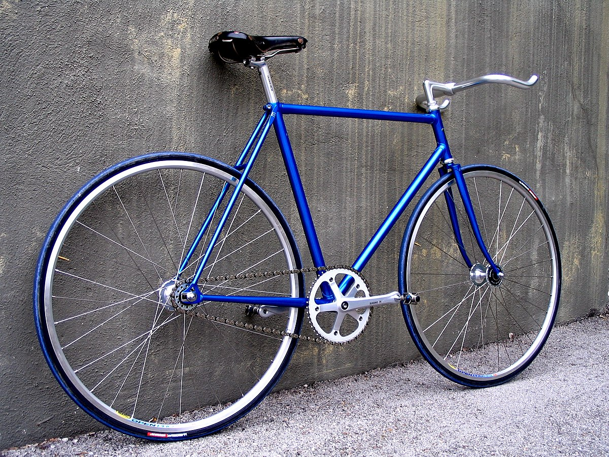 Fixed-gear bicycle - Wikipedia
