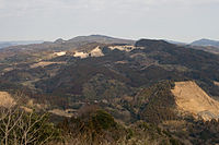 Mt.Atago from Mt.Iyogatake 01.jpg