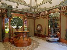 Bijouterie fouquet wikip dia for Arredamento art nouveau