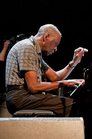 Muhal Richard Abrams - Abrams at Moers Festival, 2009