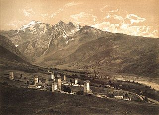 Mulakhi and Mujali communities in Svaneti (Bernoville, 1875).JPG
