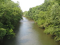 Muncy Creek near mouth.JPG