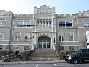 Rochester, Pennsylvania - Rochester's municipal building