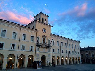Cervia Comune in Emilia-Romagna, Italy