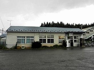 Murasakino Station - Murasakino Station, October 2011
