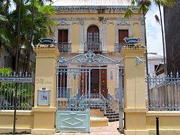 Visite de mué en Guadeloupe : Muée de Schoelcher
