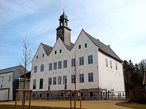 Nütschau Priory - Nütschau Priory in 2008