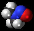 N-Nitrosodimethylamine molecule spacefill.png