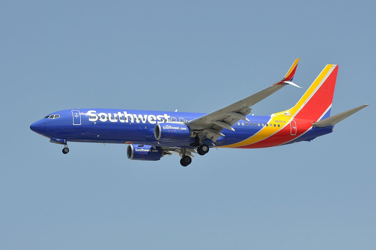 Southwest Airlines  Wikipedia la enciclopedia libre