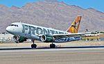 N953FR Frontier Airlines 2010 Airbus A319-112 C-N 4254 (15151333348).jpg