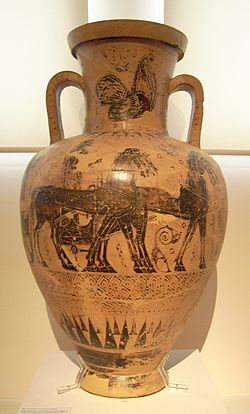 NAMA - Black-figure amphora by the Piraeus Painter.jpg
