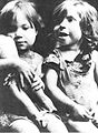 NARA - Two little girls with a headless doll (Emmy E. Werner - Through the Eyes of Innocents).jpg