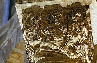 Basilica of Notre-Dame du Port - Image: ND Port 4675 0023