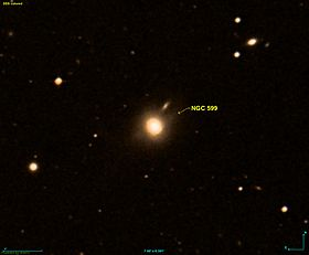 Image illustrative de l'article NGC 599