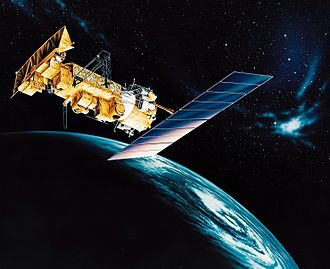 Meteorological-satellite service - Weather observation satellite-system, NOAA-M spacecrft