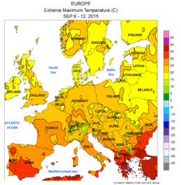 NWS-NOAA Europe Extreme maximum temperature SEP 06 - 12, 2015.png