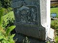 Nampont, Somme, Fr, calvaire de l'ancien cimetière, détail.JPG