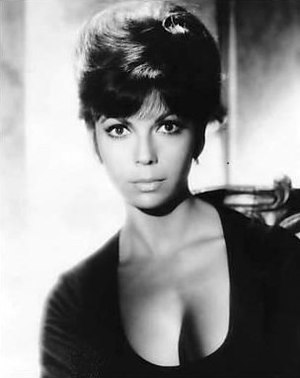 Nancy Sinatra - 1960s publicity photo