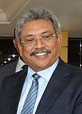 Gotabaya Rajapaksa in 2014